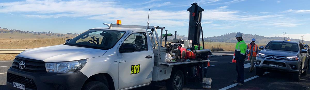 Rms-Pavement-Investigation-Push-Tube-Undisturbed-Intact-Sampling-Canberra-Burton-Highway