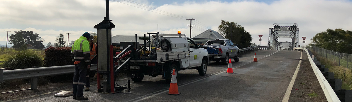 Pavement-Investigation-Push-Tube-Undisturbed-Sampling-Maitland-Council-Paterson-Road